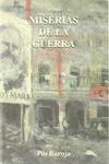 MISERIAS DE LA GUERRA: SATURNALES