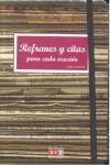 REFRANES Y CITAS, PARA CADA OCASION