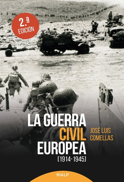LA GUERRA CIVIL EUROPEA                                                         1914-1945
