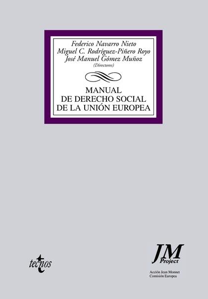 MANUAL DE DERECHO SOCIAL DE LA UNIÓN EUROPEA.