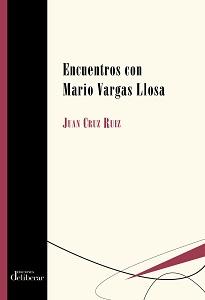 ENCUENTROS CON MARIO VARGAS LLOSA.