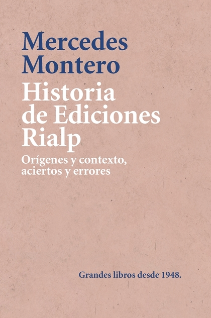 HISTORIA DE EDICIONES RIALP.