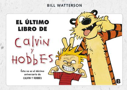 EL ÚLTIMO LIBRO DE CALVIN & HOBBES