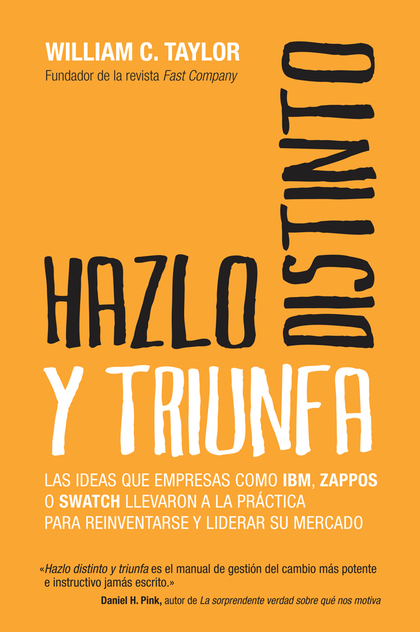 HAZLO DISTINTO Y TRIUNFA