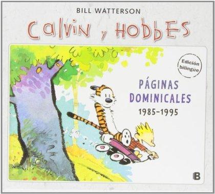 BILL WATTERSON, CALVIN & HOBBES.