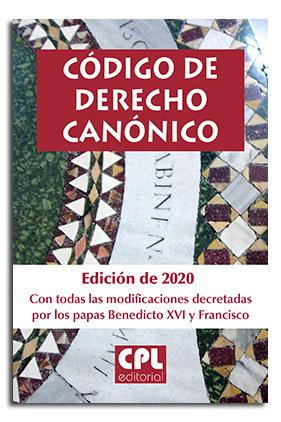 CÓDIGO DE DERECHO CANÓNICO                                                      EDICIÓN DE 2019