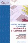 ESTADÍSTICA APLICADA A LAS CIENCIAS SOCIALES CON R Y R-COMMANDER.