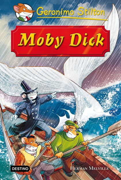 MOBY DICK. GRANDES HISTORIAS