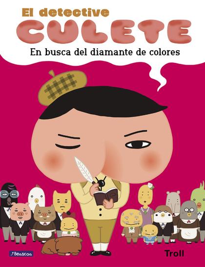 EN BUSCA DEL DIAMANTE DE COLORES.