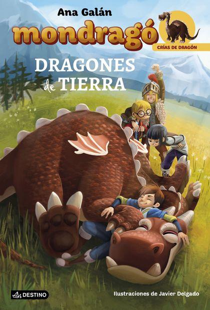 MONDRAGÓ. DRAGONES DE TIERRA. CRÍAS DE DRAGÓN 1