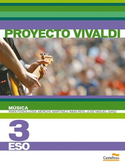 PROYECTO VIVALDI, MÚSICA, 3 ESO