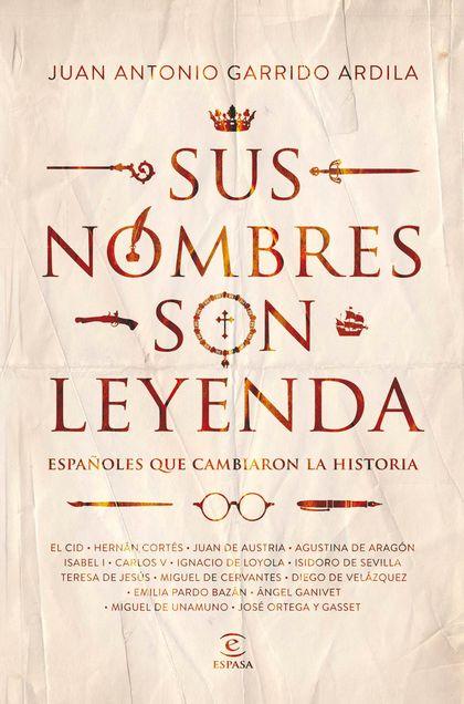 SUS NOMBRES SON LEYENDA.