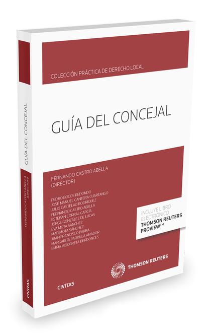 GUÍA DEL CONCEJAL (PAPEL + E-BOOK).