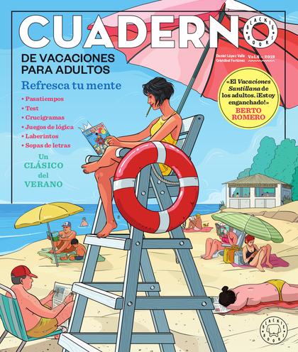 CUADERNO VOL. 8. CUADERNO DE VACACIONES PARA ADULTOS