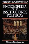 Enciclopedia de las instituciones políticas