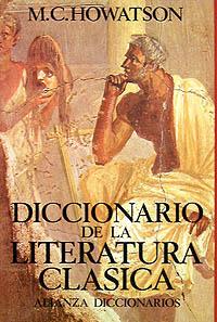 Diccionario de literatura clásica