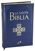 LA SANTA BIBLIA. TAMAÑO NORMAL - SÍMIL PIEL
