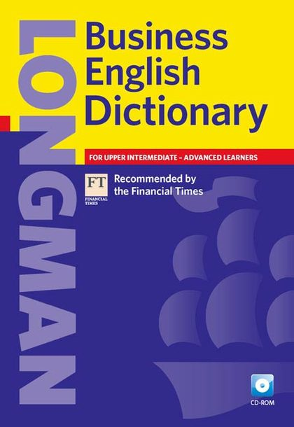 LONGMAN BUSINESS DICTIONARY PAPER WITH CD-ROM