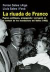 LA RIUADA DE FRANCO : PUGNES POLÍTIQUES, PROPAGANDA I CORRUPCIÓ EN EL CONTEXT DE LES INUNDACION