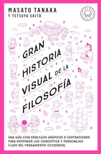 GRAN HISTORIA VISUAL DE LA FILOSOFÍA. UNA GUÍA CON SENCILLOS GRÁFICOS E ILUSTRACIONES PARA ENTE