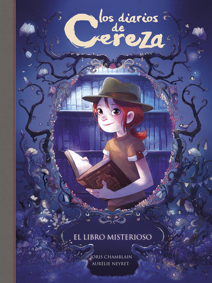 EL LIBRO MISTERIOSO (SERIE LOS DIARIOS DE CEREZA 2).