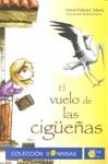 EL VUELO DE LAS CIGÜEÑAS.