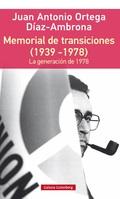 MEMORIAL DE TRANSICIONES- RÚSTICA.