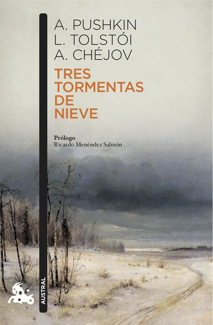 TRES TORMENTAS DE NIEVE.
