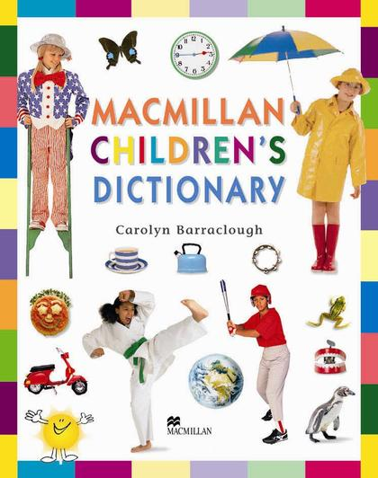 MACMILLAN CHILDREN´S DICTIONARY