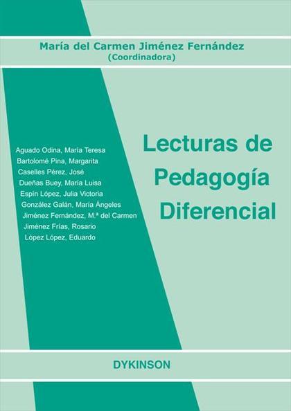 Lecturas de Pedagogía Diferencial