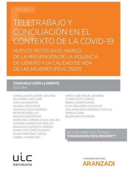 TELETRABAJO Y CONCILIACION EN EL CONTEXTO DE COVID 19 DUO
