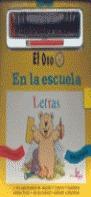 LETRAS OSO ESCUELA