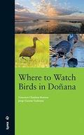 WHERE TO WATCH BIRDS IN DOÑANA