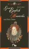 GREAT ENGLISH MONARCHS. BOOK + CASSETTE