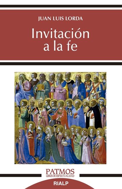 INVITACIÓN A LA FE.