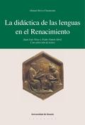 LA DIDÁCTICA DE LAS LENGUAS EN EL RENACIMIENTO : JUAN LUIS VIVES Y PEDRO SIMÓN ABRIL