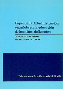 PAPEL ADMINISTRACION EDUCACION DEFICIENT