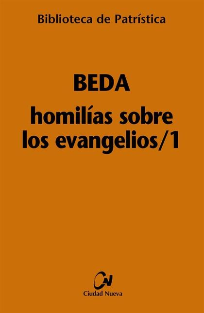 HOMILÍAS SOBRE LOS EVANGELIOS/1