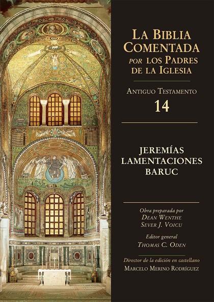 JEREMÍAS, LAMENTACIONES, BARUC.