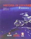 HISTORIA DE ESPAÑA 2º.