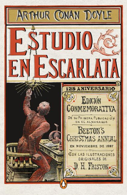 ESTUDIO EN ESCARLATA (EDICIÓN CONMEMORATIVA).