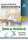 CUERPO DE GESTIÓN ADMINISTRATIVA, ESPECIALIDAD ADMINISTRACIÓN GENERAL (A2 1100), TURNO LIBRE, J