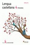 LENGUA CASTELLANA 4 PRIMARIA ANDALUCIA LOS CAMINOS DEL SABER GRAZALEMA.