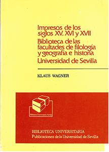 IMPRESOS S.XV,XVI,XVII