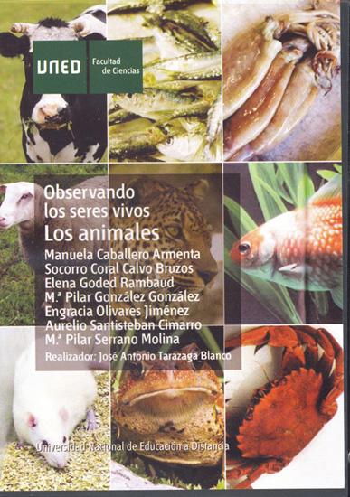 OBSERVANDO LOS SERES VIVOS : LOS ANIMALES
