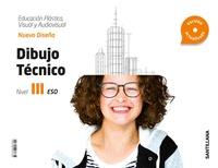 CUADERNO EDUCACION PLASTICA, VISUAL Y AUDIOVISUAL DIBUJO TECNICO SERIE NUEVO DIS