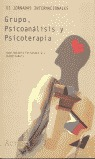 GRUPO, PSICOANÁLISIS Y PSICOTERAPIA