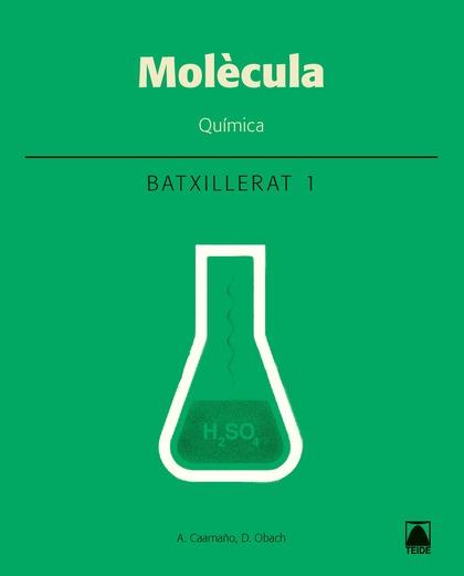 MOLÈCULA. QUÍMICA 1 BATXILLERAT.