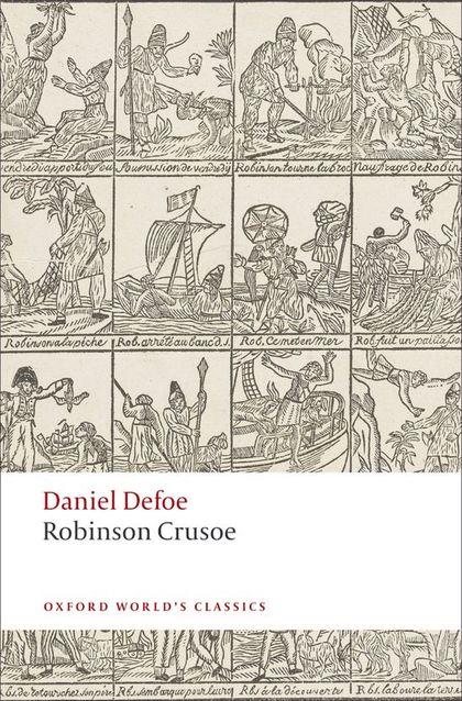 OXFORD WORLD´S CLASSICS: ROBINSON CRUSOE