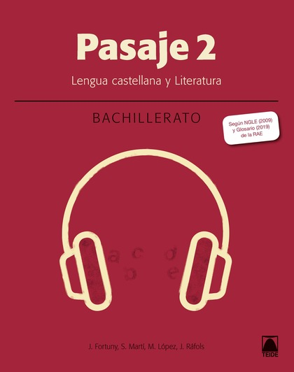 PASAJE 2. LENGUA BACHILLERATO.